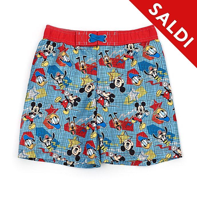 Calzoncini da bagno bimbi Topolino e i suoi amici Disney Store