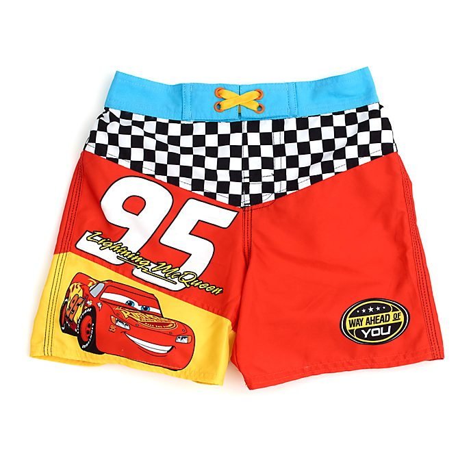 Disney Store Short de bain Flash McQueen pour enfants