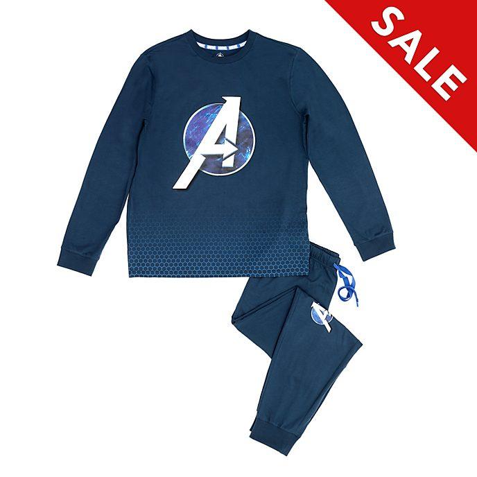 Disney Store - Avengers - Pyjama für Erwachsene aus Bio-Baumwolle