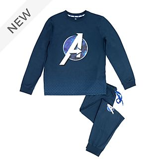 Disney Store Avengers Organic Cotton Pyjamas For Adults