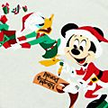 Disney Store Mickey and Donald Holiday Cheer Organic Cotton Men's Pyjamas