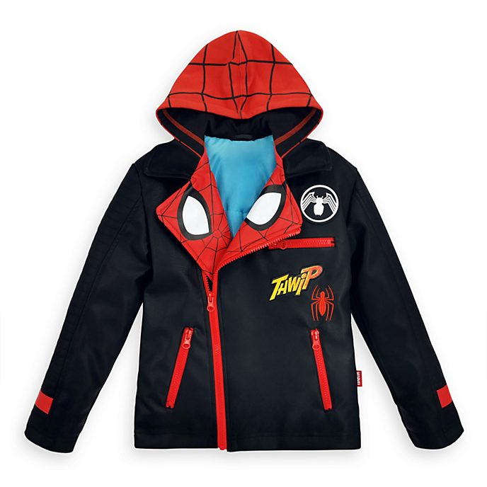 Disney Store Spider-Man Jacket For Kids