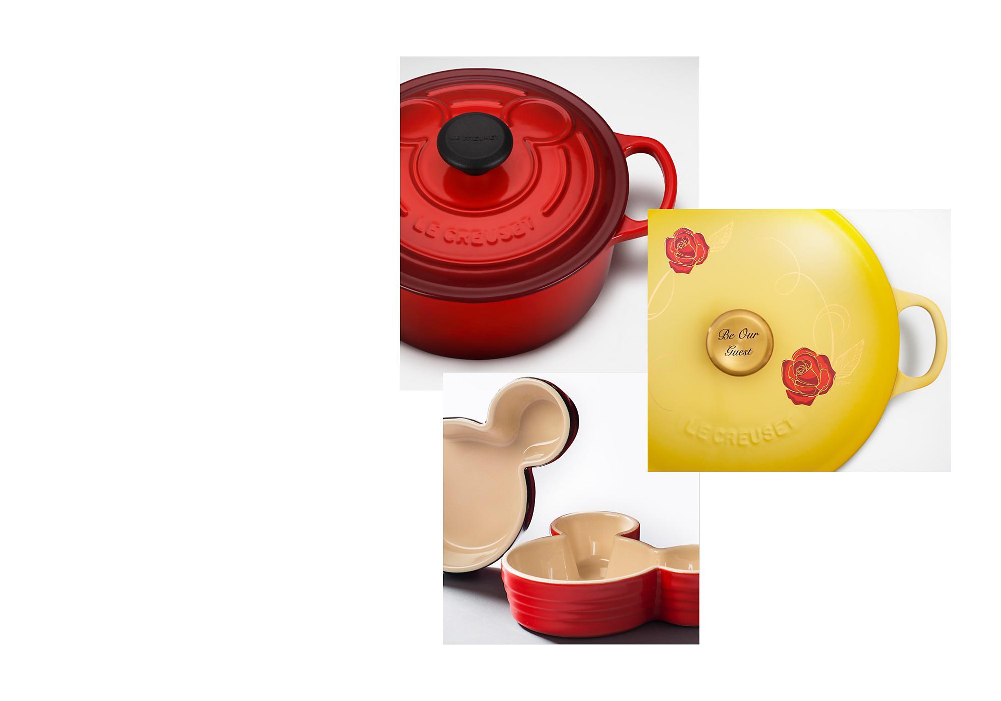 Des ustensiles de première qualité Le Creuset fabrique des ustensiles de cuisine reconnus dans le monde entier depuis près de 100 ans