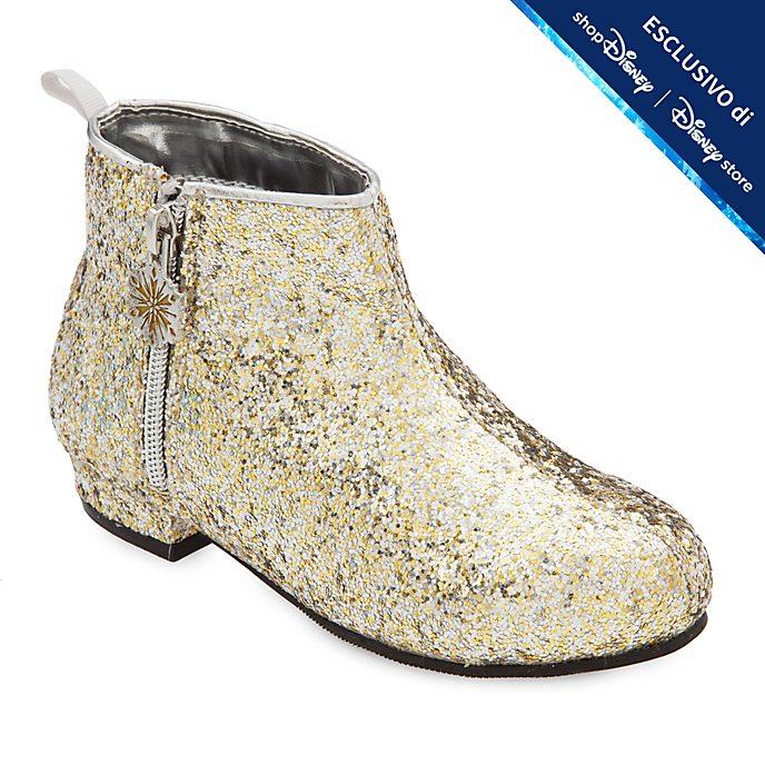 Stivali con brillantini bimbi Frozen 2: Il Segreto di Arendelle Disney Store