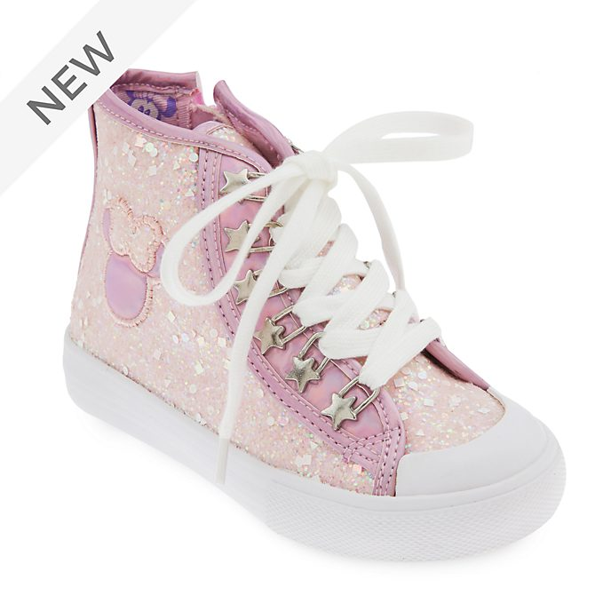 Disney Store Minnie Mouse Mystical Trainers For Kids