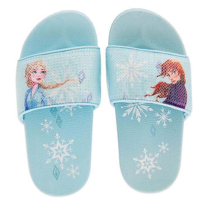 Disney Store - Die Eiskönigin2 - Badepantoletten für Kinder