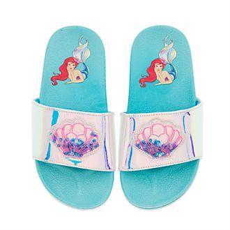Chanclas infantiles La Sirenita, Disney Store
