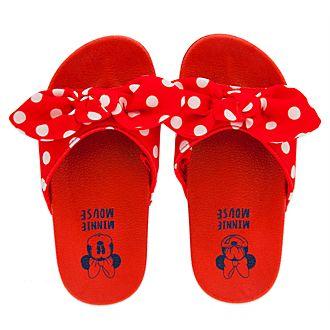 Disney Store - Minnie Maus - Badepantoletten für Kinder