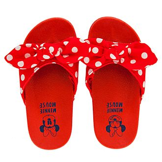 Chanclas infantiles Minnie Mouse, Disney Store