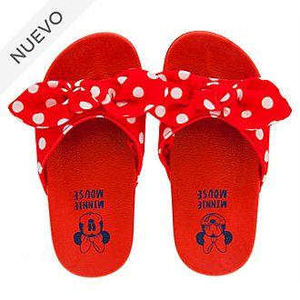 Chanclas infantiles Minnie Mouse, Disney Store
