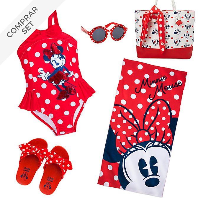 Colección de baño infantil Minnie Mouse, Disney Store