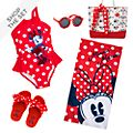 Disney Store Minnie Mouse Swim Collection For Kids