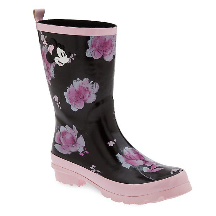Stivali di gomma adulti Positively Minnie Minni Disney Store