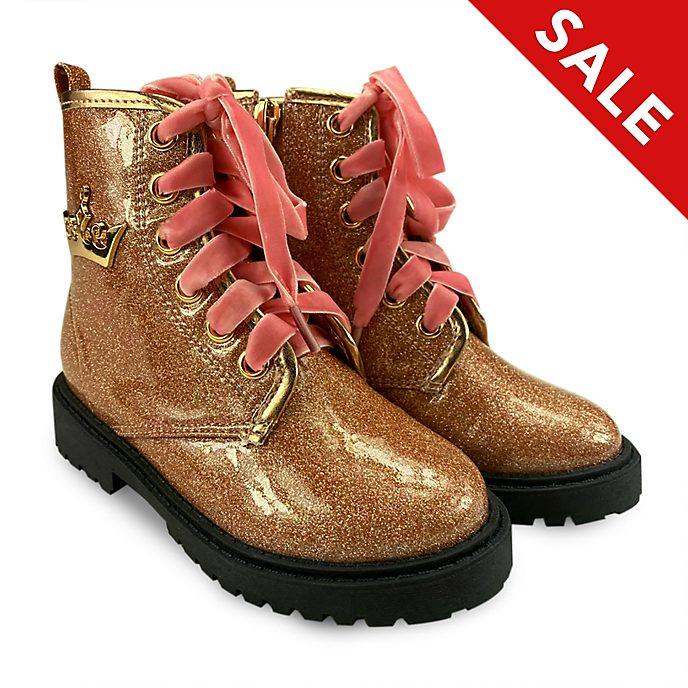Disney Store Disney Princess Glittery Boots For Kids
