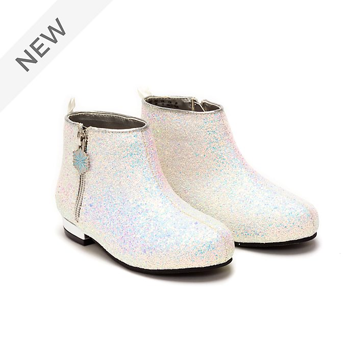 Disney Store Frozen Boots For Kids