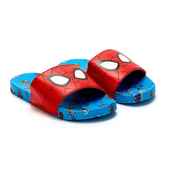 Disney Store Spider-Man Sliders For Kids