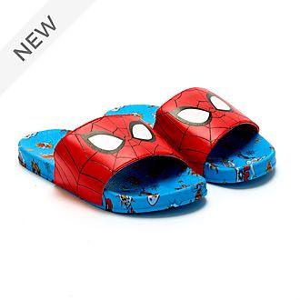 Disney Store Spider-Man Sliders For Kids