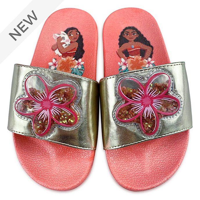 Disney Store Moana Sliders For Kids