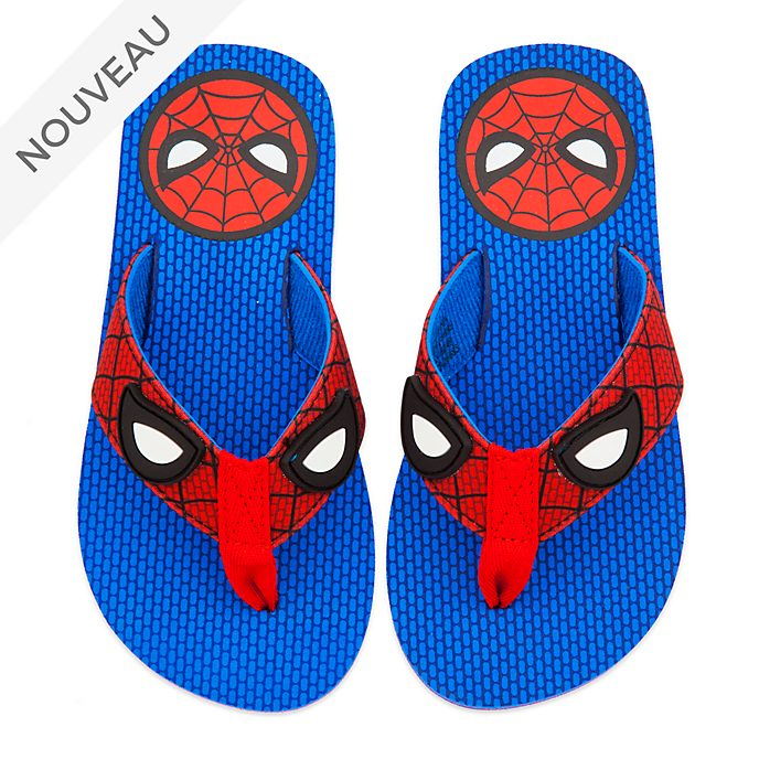 Disney Store Tongs Spider-Man pour enfants