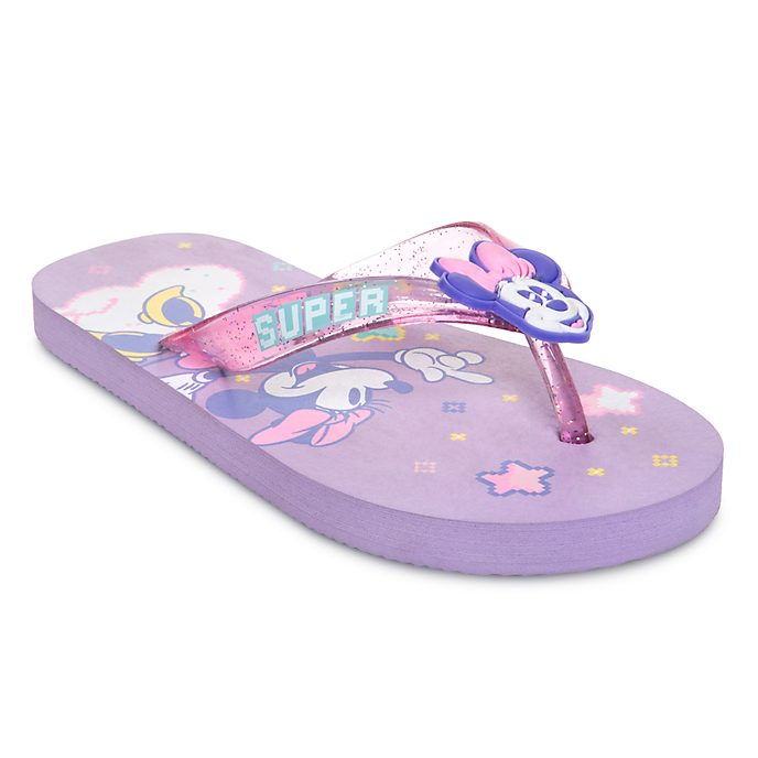 Disney Store Tongs Minnie Mouse Mystical pour enfants