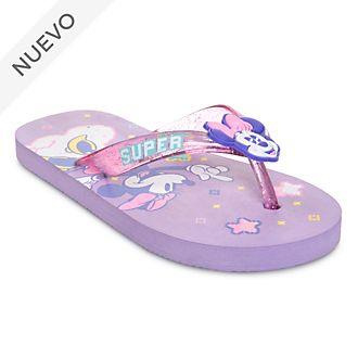 Chanclas infantiles Minnie Mouse Mystical, Disney Store