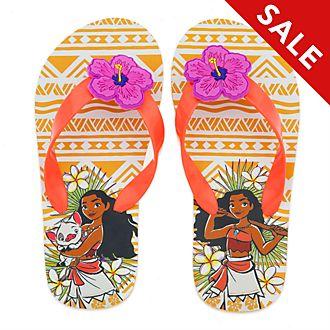 Disney Store - Vaiana - Flip Flops für Kinder