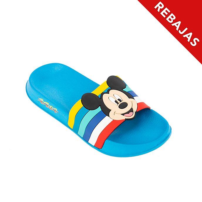 Chanclas infantiles Mickey Mouse, Disney Store