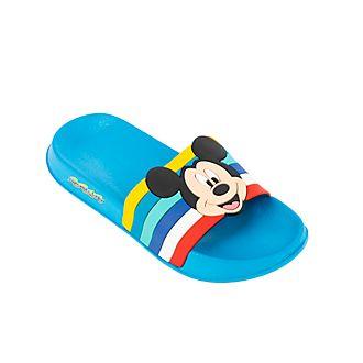Disney Store - Micky Maus - Badepantoletten für Kinder