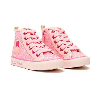 Scarpe sportive scintillanti bimbi Minni Disney Store