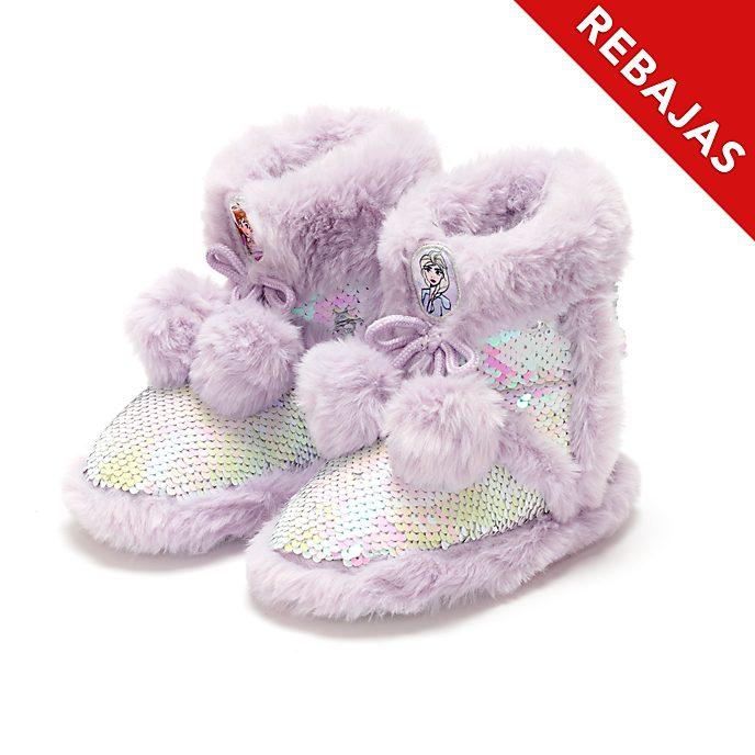 Zapatillas tipo bota infantiles Frozen, Disney Store