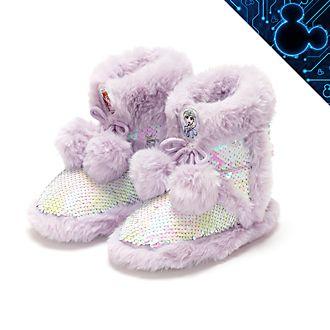 Disney Store Frozen Slipper Boots For Kids