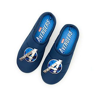 Disney Store Avengers Slippers For Adults