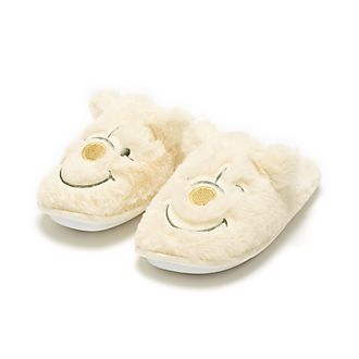 Disney Store Winnie the Pooh Slippers For Adults