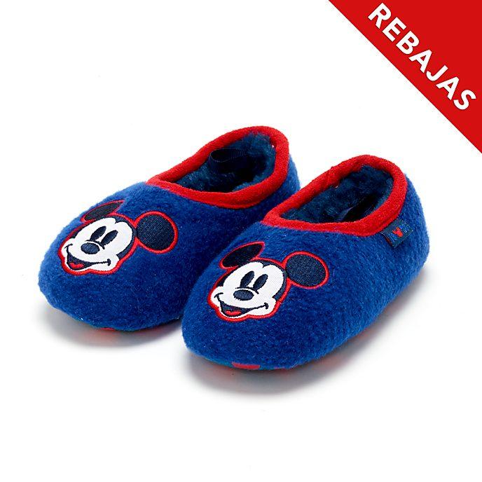 Zapatillas infantiles Mickey Mouse, Disney Store