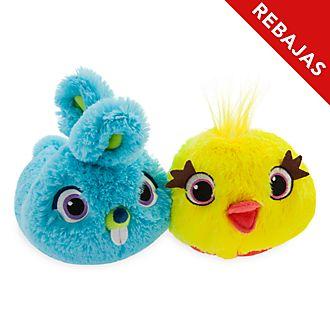 Zapatillas infantiles Ducky & Bunny, Toy Story 4, Disney Store