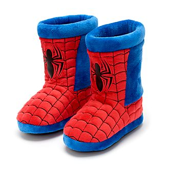 Disney Store Spider-Man Slippers For Kids
