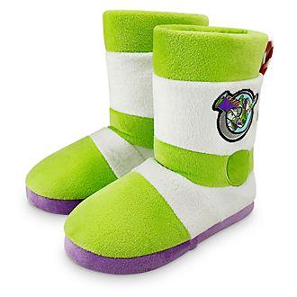 Disney Store - Toy Story - Buzz Lightyear - Hausschuhe für Kinder