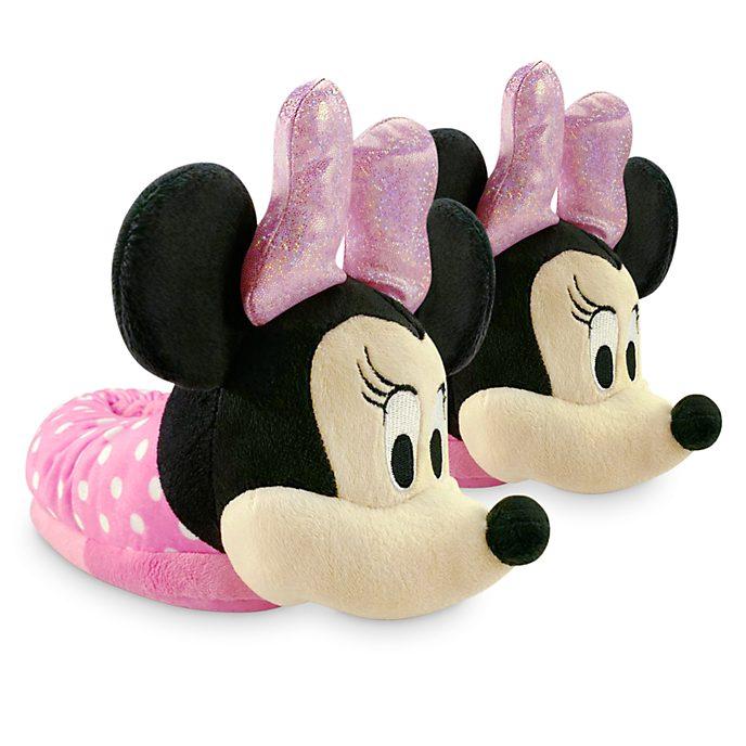 Disney Store - Minnie Maus - Hausschuhe für Kinder