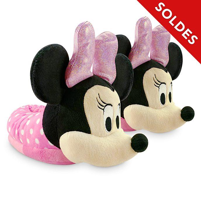 Disney Store Chaussons Minnie pour enfants
