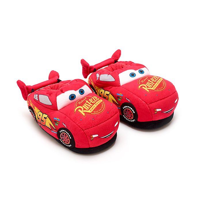 Disney Store Lightning McQueen Slippers For Kids