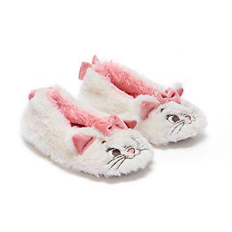 Disney Store Marie Slippers For Kids