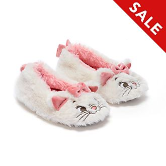 Disney Store Marie Slippers For Kids
