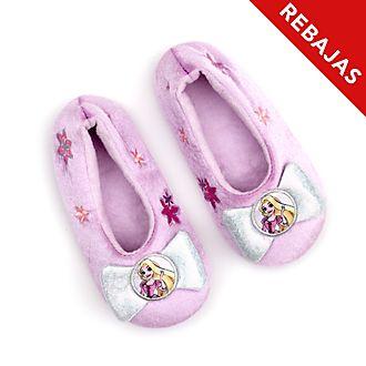 Zapatillas infantiles Rapunzel, Enredados, Disney Store