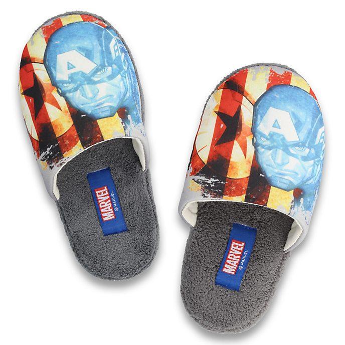 Collezione scarpe bambino pantofole, captain america: prezzi