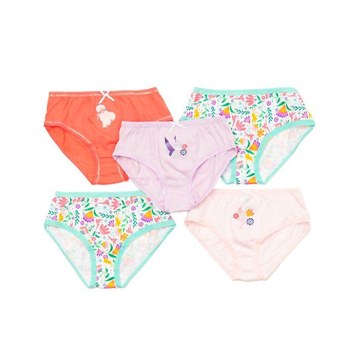 Disney Store - Tinkerbell - Slips für Kinder, 5er-Pack