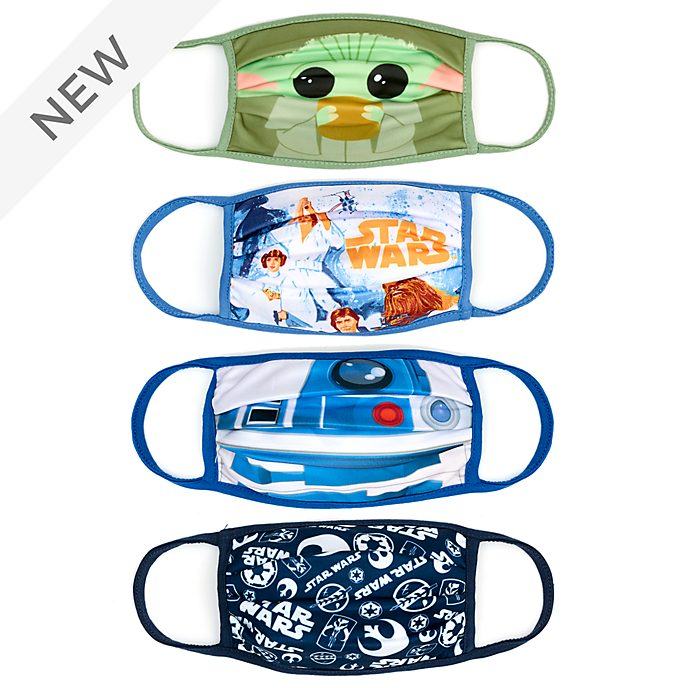 The Disney Store Star Wars Face Mask