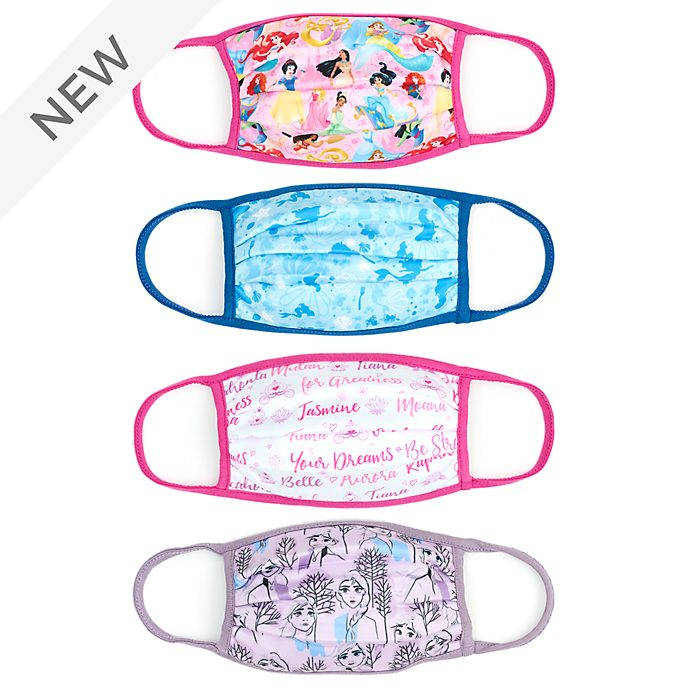 The Disney Store Princess Face Mask