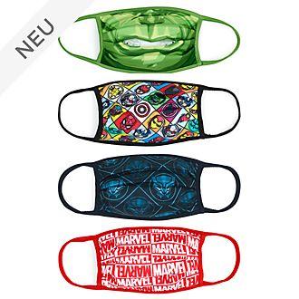 Disney Store - Marvel - 4 Mund-Nasen-Bedeckungen