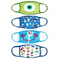 Disney Store Masques en tissu Disney Pixar, lot de 4