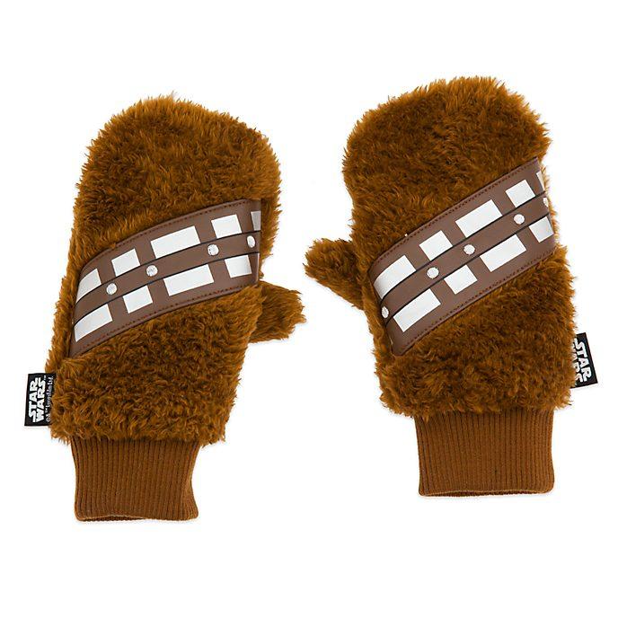 Manoplas infantiles Chewbacca, Disney Store